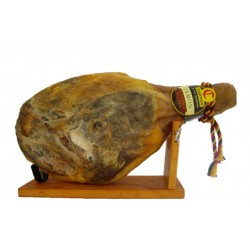 Serrano Ham - Bone In +Stand+Knife - 7kg