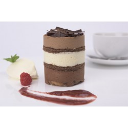 Triple Chocolate Stack - Individual x 12'S
