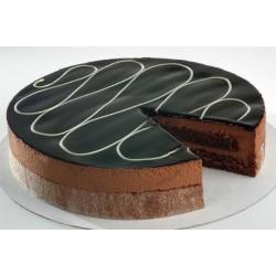 Chocolate Browine Torte