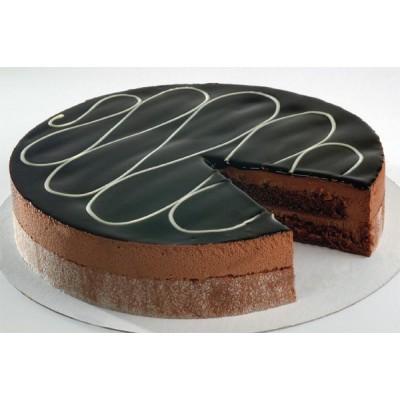 Flakey Chocolate Cheesecake - Precut
