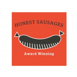 Cumberland Sausage Ring - Honest Sausages (6 x 7/8 oz)