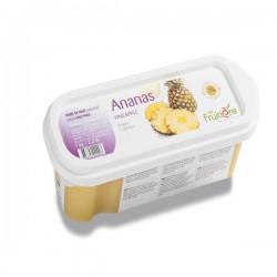Pineapple Puree - 1kg Frozen