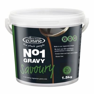 Savoury Gravy Mix 1.5kg (Vegan)