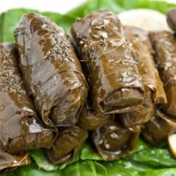 Vine Leaves - Stuffed (Dolmades) 2kg