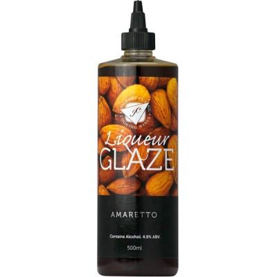 Liquer Glaze - Amaretto 500ml