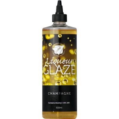 Liquer Glaze - Champagne - 500ml