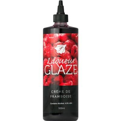 Liquer Glaze - Creme De Framboise - 500ml