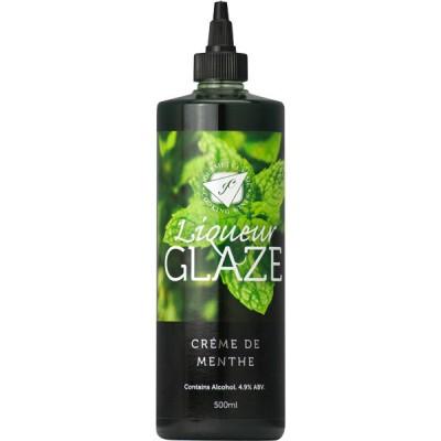 Liquer Glaze - Creme De Menthe - 500ml