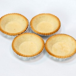 Tartlet Cases - Savoury Fluted 8.3cm x 144's