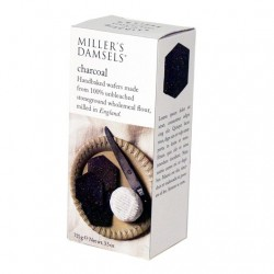 Millers Damsel - Charcoal Biscuits