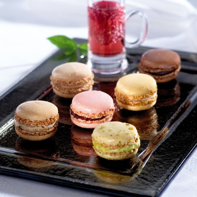 French Mini Macaroons 72'S