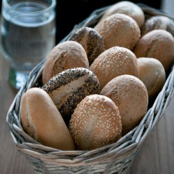 Bread Rolls - Hotel Selection - 200 x 35g