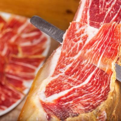Iberico Recebo Ham Piece Boneless App.2kg