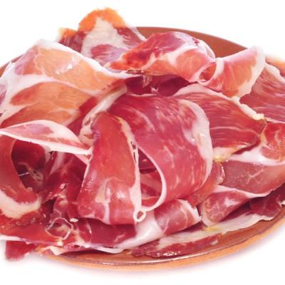 Iberico Recebo Ham - Sliced 200g Pkt