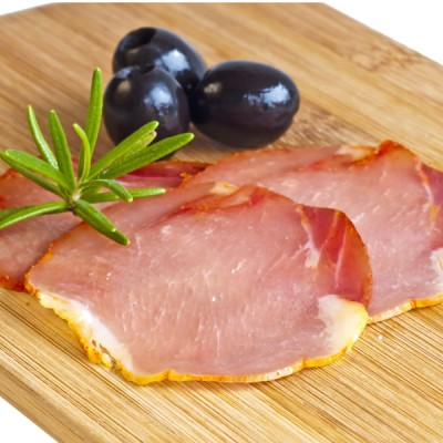 Lomo - Cured Pork Loin Sliced 500g