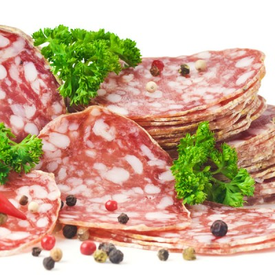 Milano Salami - Sliced - 500g