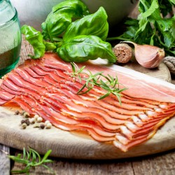 Parma Ham (Proscuitto)-Ready Sliced- 500g