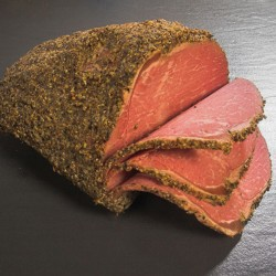 Pastrami with Black Pepper
