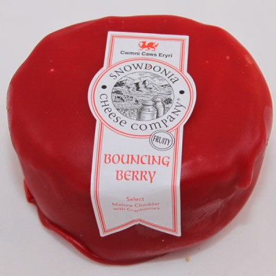 Bouncing Berry - Snowdonia & Cranberries 200g