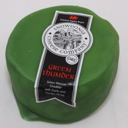 Green Thunder - Snowdonia With Herbs - 200g