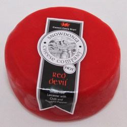 Red Devil - Snowdonia With Chillies - 200g