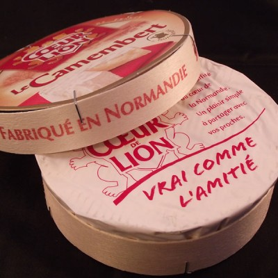 Camembert - 250g Wooden Box