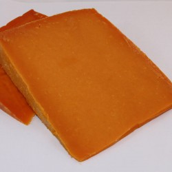 Red Leicester Cheese - Clothbound