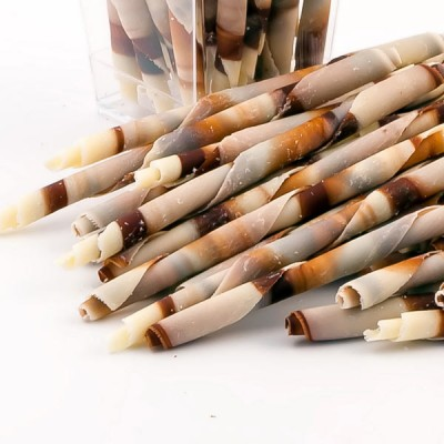 Chocolate Pencils - Marbled 20cm 900g