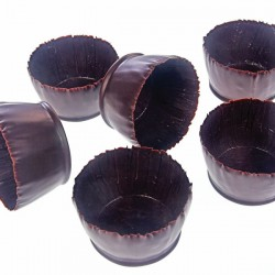 Marie Charlottes - Chocolate Cups (6x3cms) x135case