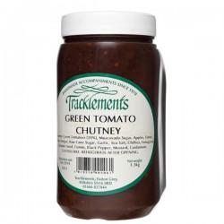 Tomato Chutney - Green (Tracklements) 1.3kg