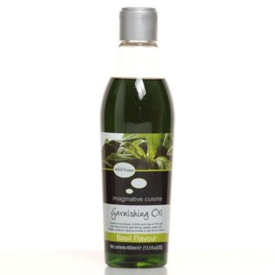 Basil Garnishing Oil 250ml
