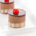 Cherry Chocolate Charlottes x 12'S