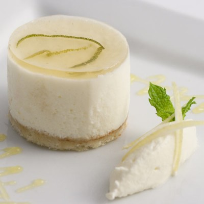 Individual Mini Citrus Mousse