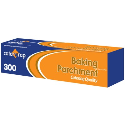Baking Parchment (Cutter Box) 300mm x 50m