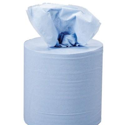Blue Paper Towel (21cm x 150m) Roll