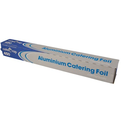 Catering Foil - 450mm x 75 Metre