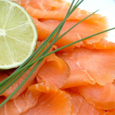 Smoked Salmon Long Sliced Sides- Highland