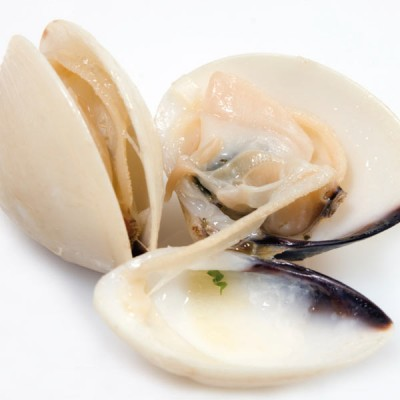 Clams In Shell - Baby 60-80 - 1kg
