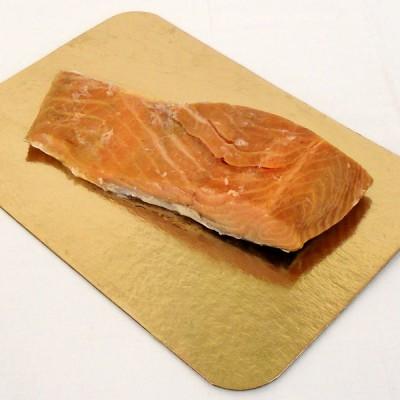 Smoked Salmon Hot Smoked Sides - Highland