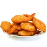 Butterfly Breaded King Prawn Tails 500g