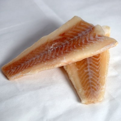 Cod Fillets - Skinless & Boneless - 8-10oz x 10lbs