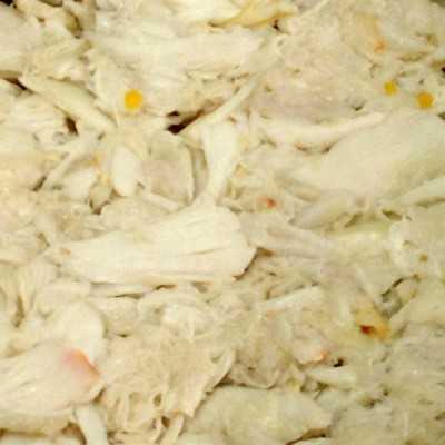 Crabmeat White Claw Pasteurised (Indo) - 454g