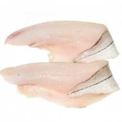 Fresh Haddock Fillets 7-8oz
