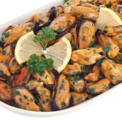 Mussel Meat - Large - 1kg Bag