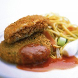 Crab Cakes-West Country+Corriander (24x56g)