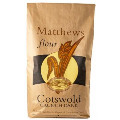 Bread Flour - Cotswold Crunch Dark 16kg