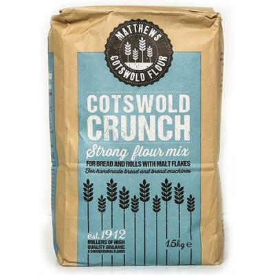 Bread Flour - Cotswold Crunch -Light - 16kg