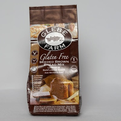 Bread Mix - Gluten Free - Brown 375g