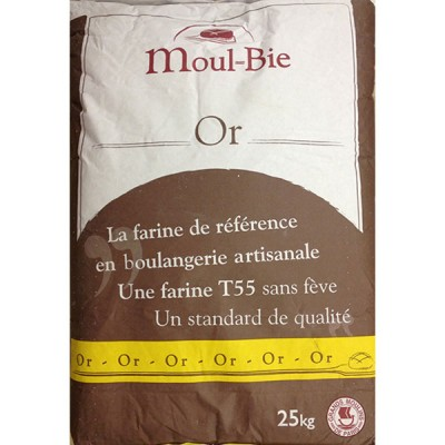 Bread Flour - Moul Bie'Or - Strong White - 25kg
