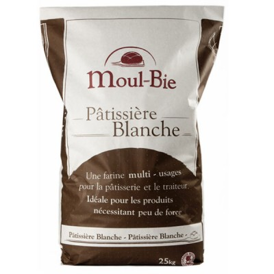 Bread Flour - Blanche- T55- Fine White - 25kg